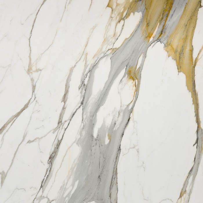 Lightweight Calacatta Gold marble - Mármol ligero Calacatta Gold
