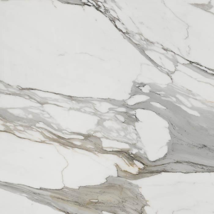 Lightweight Calacatta marble -