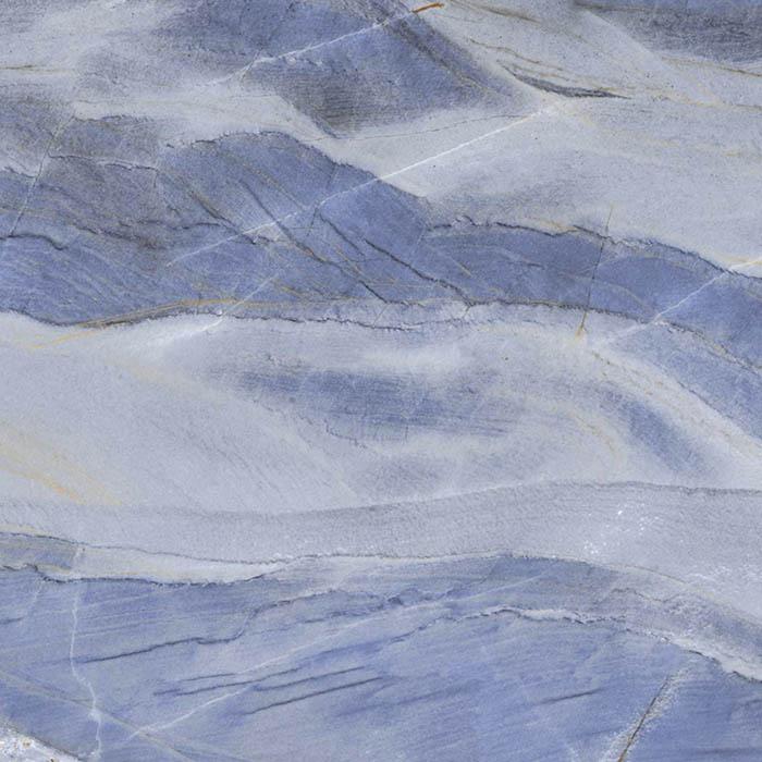 Lightweight Blue Macaubas quartzite - Cuarcita ligera Azul