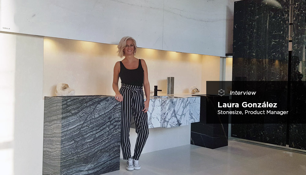 Interview with Laura González, Stonesize Product Manager