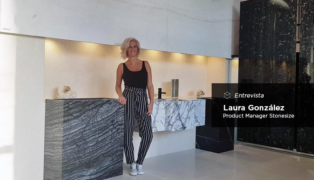 Entrevista a Laura González, Product Manager de Stonesize