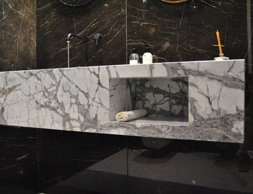 Marble vanities, the importance of details