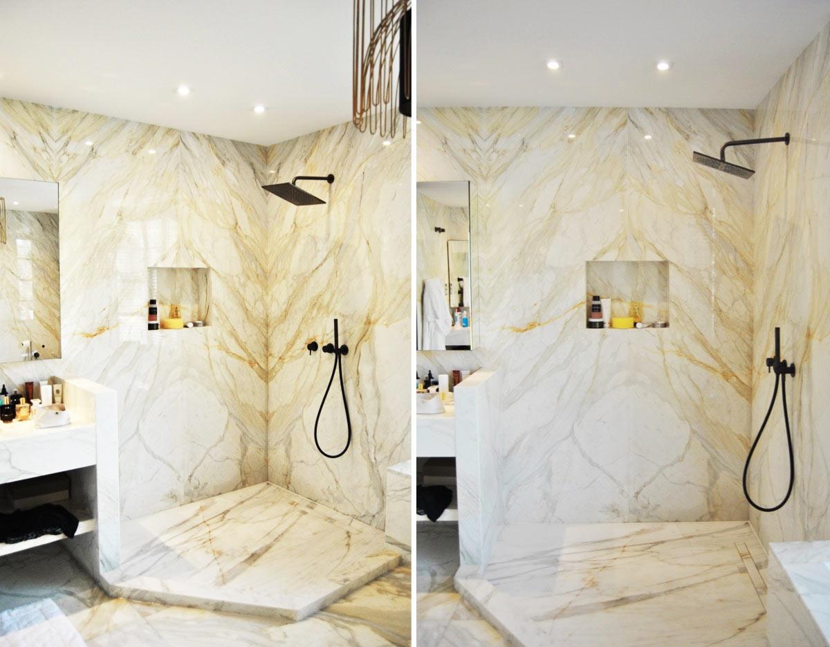 paneles ligeros de mármol para paredes de interior - Light marble panels for interior walls -