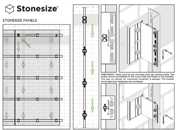 Control dilataciones fachadas ventiladas - Ventilated facades expansion control-expancion_control-expancion_control