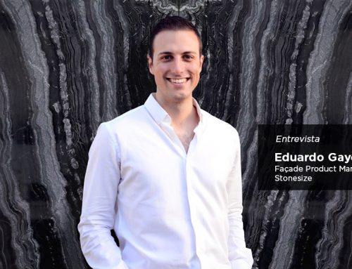 Interview with Eduardo Gayoso, Façade Product Manager at TINO Natural Stone