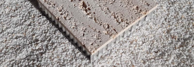 Acabados paneles de piedra y mármol - Stone and marble panels finishes