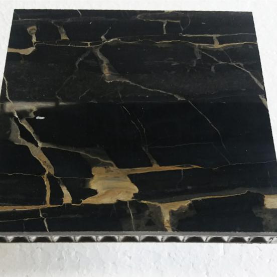 Acabado pulido muestra - Stonesize Honeycomb - Polished finish