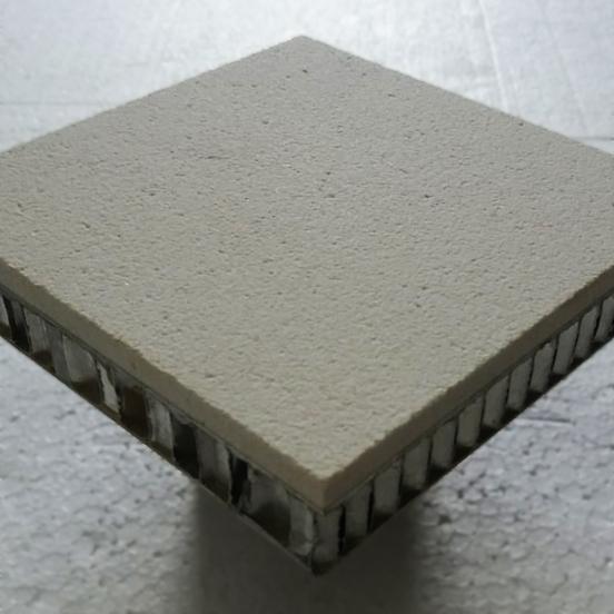 Acabado ZERO suave muestra - Stonesize Honeycomb - Soft ZERO finish