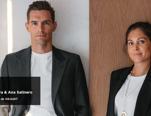 Entrevista a Pedro Ayora y Ana Salinero, confundadores de INHABIT