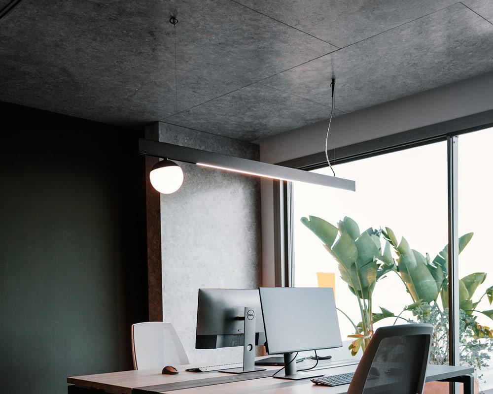Techos de piedra natural - Interiors - Interiors - Natural stone ceilings