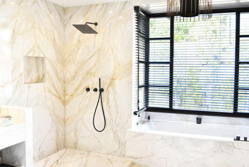 Mármol ligero vs mármol convencional - Paredes - Walls - Lightweight marble vs. conventional marble