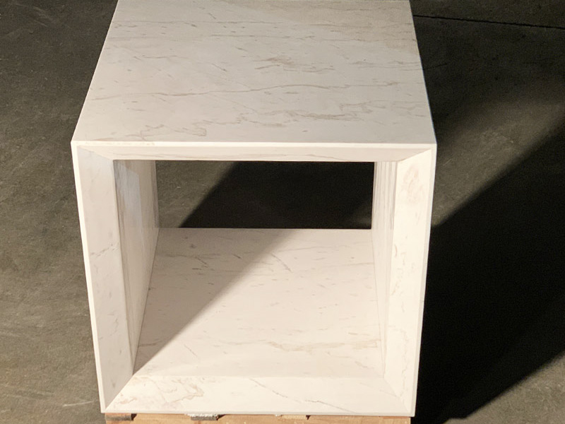 Muebles de mármol ligero - Lightweight marble furniture