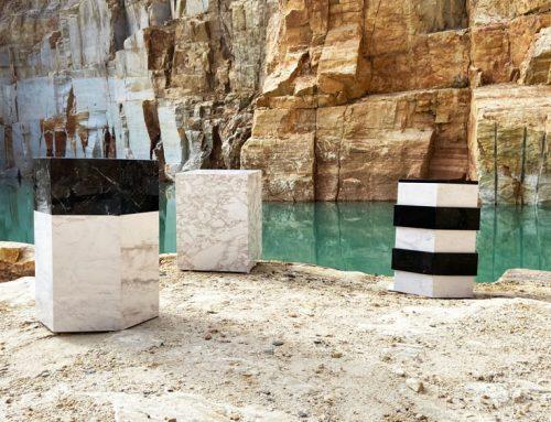 La piedra ultraligera Stonesize en los muebles de UrbanStyle by Vianny Sanguily