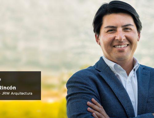 Entrevista a Jorge Rincón, fundador de JRW Arquitectura