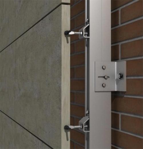 Fachada ventilada - Ventilated facade
